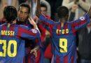 Mengenang Goal Pertama Messi di Barcelona dan Tanda-tanda Akhir Zaman Messi Hengkang dari Barcelona